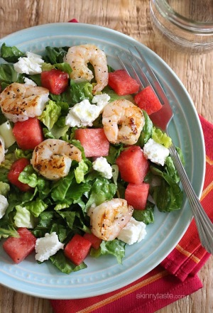 Chopped-Salad-with-Grilled-Shrimp-and-Watermelon