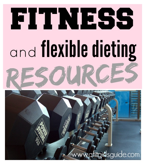 fitness&flexible dieting