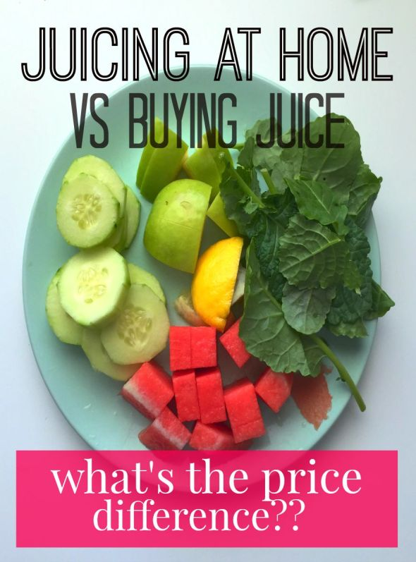 cost-of-juicing