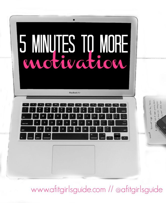 motivation-in-5-minutes